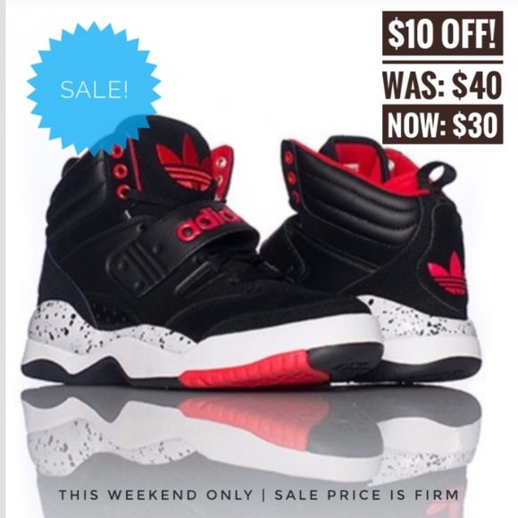 best website 9b4fc 061b9 adidas Shoes - adidas Originals Hackmore Hightop Sneaker (10)